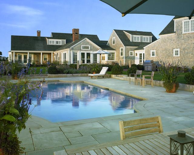 混搭风格客厅富裕型140平米以上别墅游泳池装修