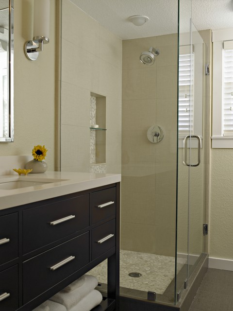 现代简约风格餐厅经济型淋浴房配件定做
