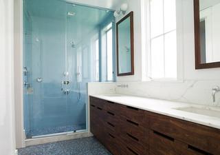 简约风格客厅经济型140平米以上整体淋浴房设计