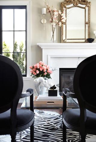 现代简约风格卧室富裕型140平米以上宜家椅子图片