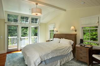 现代田园风格经济型140平米以上8平米卧室设计图纸