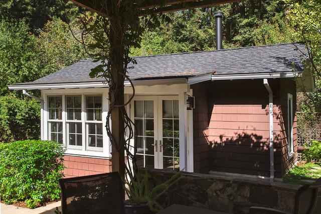 现代田园风格经济型140平米以上入户花园鞋柜改造