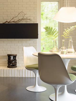 现代简约风格经济型140平米以上宜家椅子图片