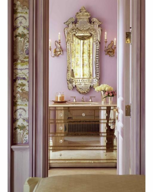 欧式风格家具富裕型140平米以上梳妆台图片