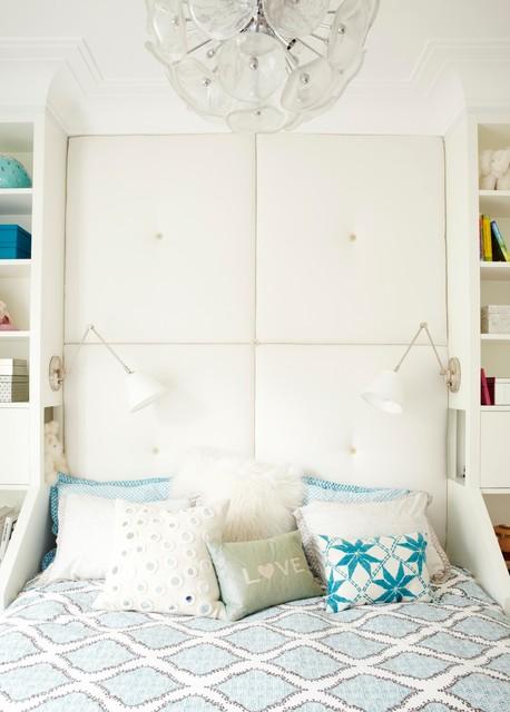 房间欧式风格富裕型130平米12平米卧室效果图