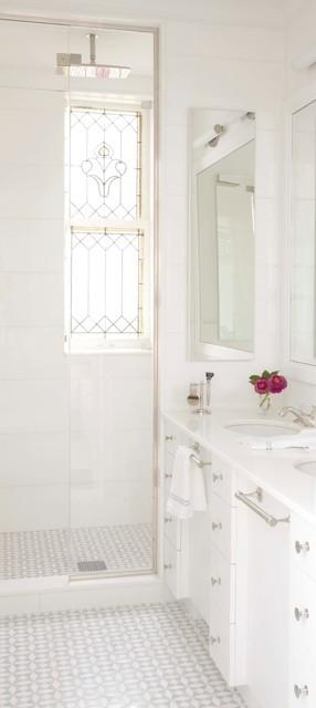 欧式风格家具富裕型130平米三室两厅洗手台效果图