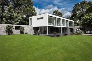 现代简约风格卫生间经济型140平米以上庭院围墙装修图片