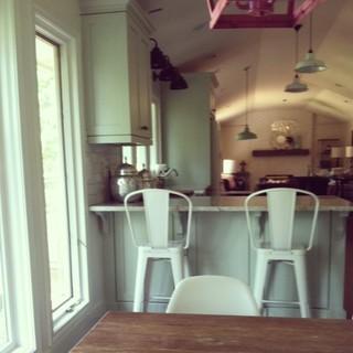 东南亚风格客厅经济型140平米以上家庭餐厅卡座装潢