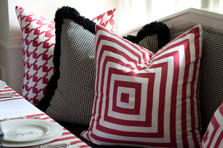 混搭风格富裕型130平米沙发垫效果图