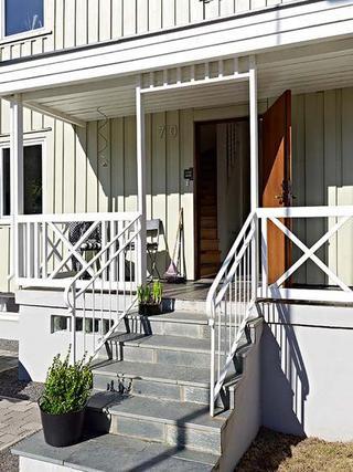 北欧风格舒适壁纸旧房改造家装图