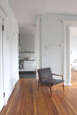 中式简约风格经济型130平米三室两厅2013客厅设计