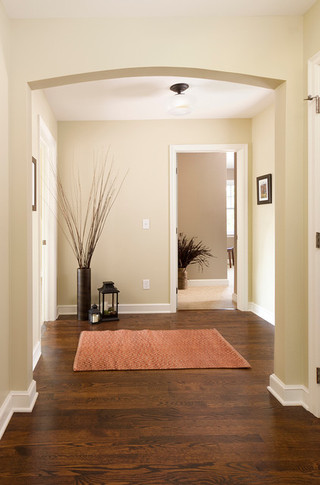 混搭风格客厅富裕型140平米以上客厅过道效果图