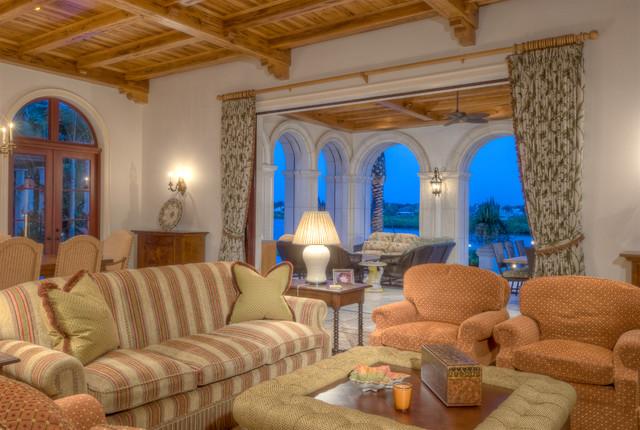 混搭风格客厅富裕型140平米以上布艺沙发图片