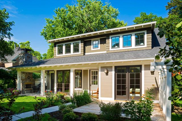 田园风格富裕型140平米以上庭院围墙装修效果图