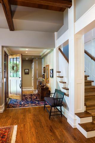 田园风格玄关富裕型140平米以上小客厅沙发装修效果图