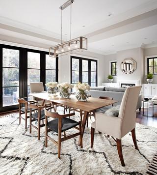 欧式风格家具富裕型140平米以上快餐桌图片