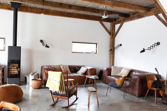 现代简约风格经济型140平米以上实木沙发效果图