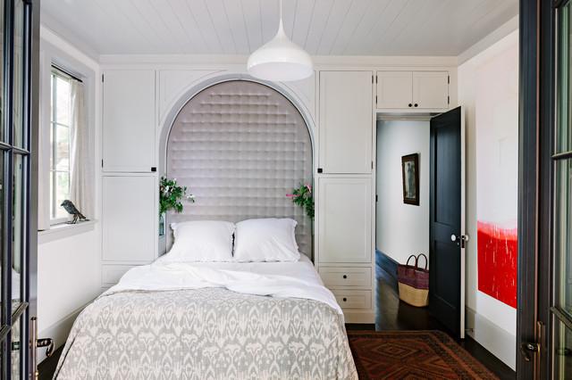 现代简约风格卧室经济型140平米以上8平米卧室效果图