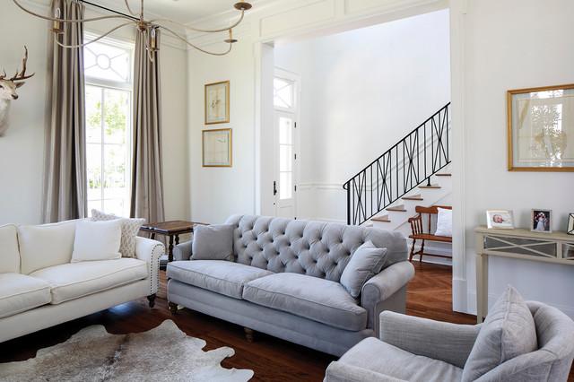 欧式风格卧室50平米复式现代简洁白色欧式家具130平米三室两厅客厅图片