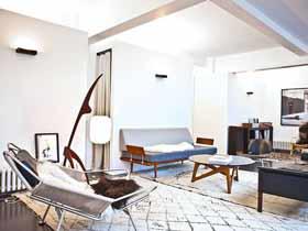 現代風格公寓