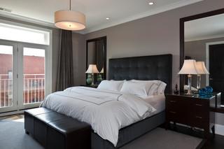 北欧风格客厅一层半小别墅低调奢华灰色窗帘2012最新卧室效果图