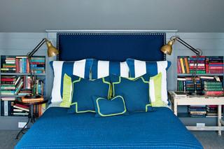 欧式风格家具2013别墅梦幻家具白色橱柜卧室床头背景效果图