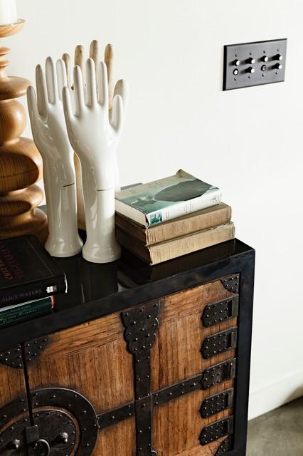 新古典风格卧室复式公寓舒适暖色调装修图片