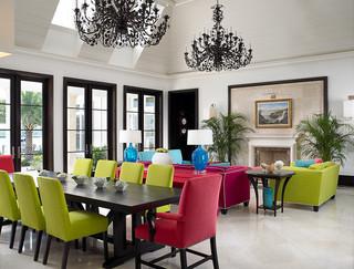 美式风格卧室200平米别墅梦幻白色欧式2013简欧客厅装潢