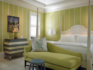 美式风格卧室三层半别墅梦幻白色简欧风格14平米卧室装修效果图