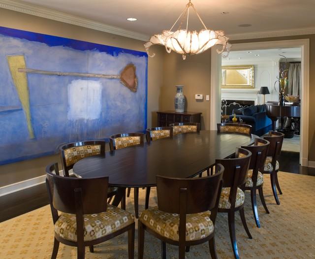 欧式风格卧室一层别墅及乐活白色家具客厅与餐厅效果图