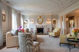 欧式风格2013二居室乐活白色室内2012客厅效果图