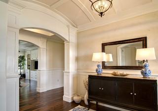 现代简约风格2013二居室客厅简洁白色卧室装修效果图
