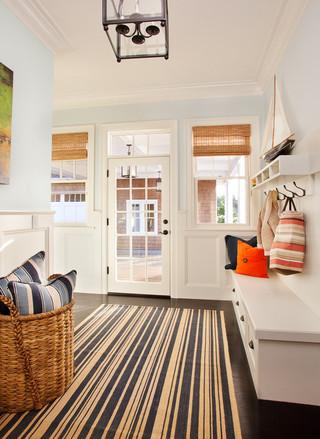 北欧风格四房以上舒适白色橱柜效果图
