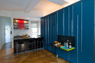 宜家风格客厅二居室装饰简洁卧室白色室内装修图片