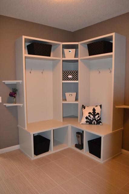 宜家风格老年公寓简洁卧室原木色装修效果图