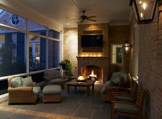 欧式风格家具2013二居室稳重咖啡色装修图片