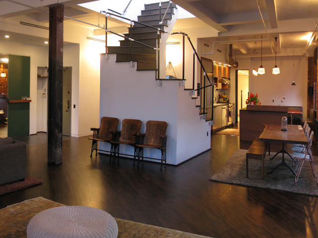 现代简约风格客厅复式小户型20万以上2013最新客厅效果图