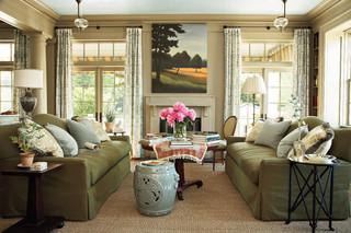 欧式风格家具2014年别墅富裕型2013家装客厅装修效果图
