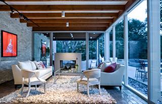 三层连体别墅富裕型140平米以上阳光房屋顶装修