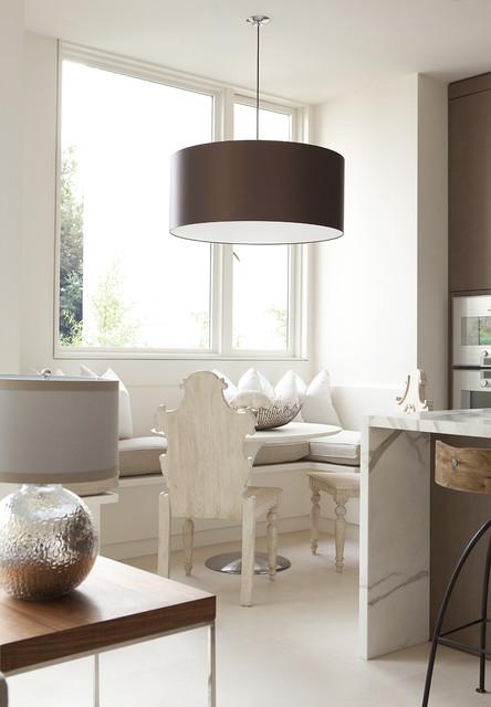 现代简约风格卧室一层别墅时尚卧室装饰客厅灯带图片