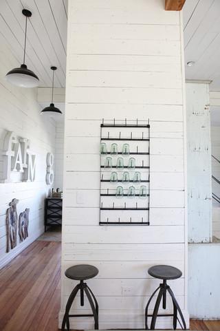北欧风格客厅小复式艺术家具客厅玄关隔断装修图片