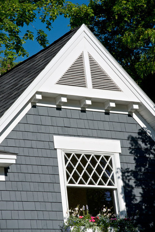 现代北欧风格复式吊顶温馨装饰客厅窗户效果图