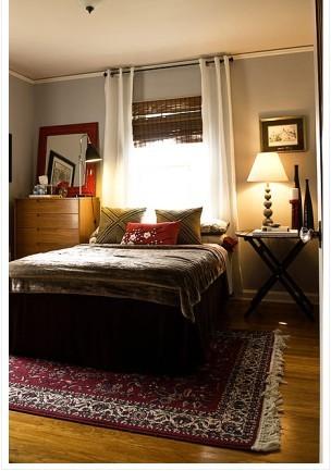 8平米卧室效果图