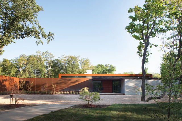 三层连体别墅豪华型140平米以上露台花园装修效果图