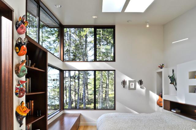 一层别墅豪华型140平米以上5平米卧室设计图