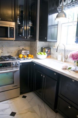 小户型简欧风格50平米复式富裕型140平米以上2014厨房装修