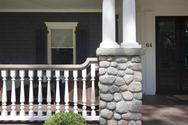 郊区的独栋别墅 简约风格很简洁