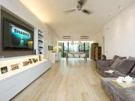 香港古典与现代碰撞下的公寓