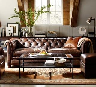 日式风格客厅300平别墅温馨卧室暖色调沙发背景墙装修效果图