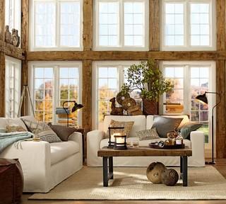 日式风格卧室2014年别墅卧室温馨暖色调家装飘窗装修图片